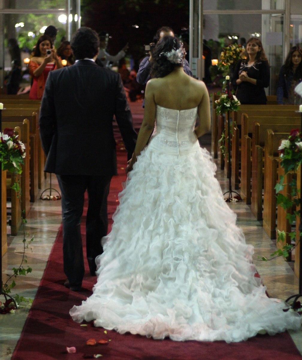 vestidos de novia usados punto clave