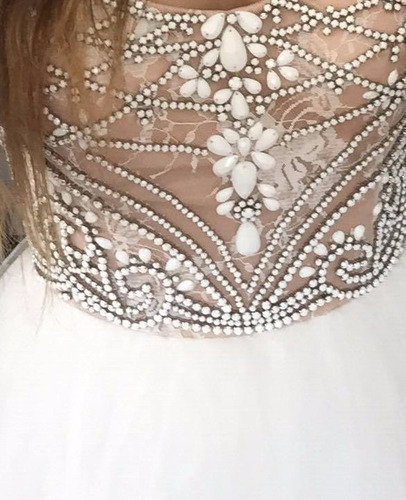 vestido de novia sherri hill original importado de eeuu