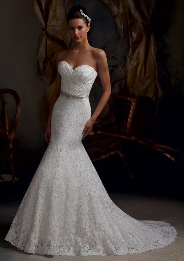 vestido de novia sirena corset importado, exquisito! xl - $ 9.900,00