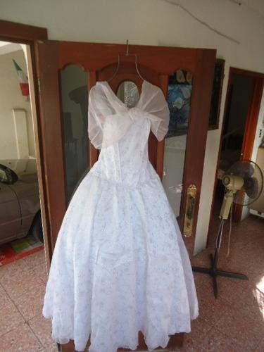 vestido de novia strapless nuevo precio