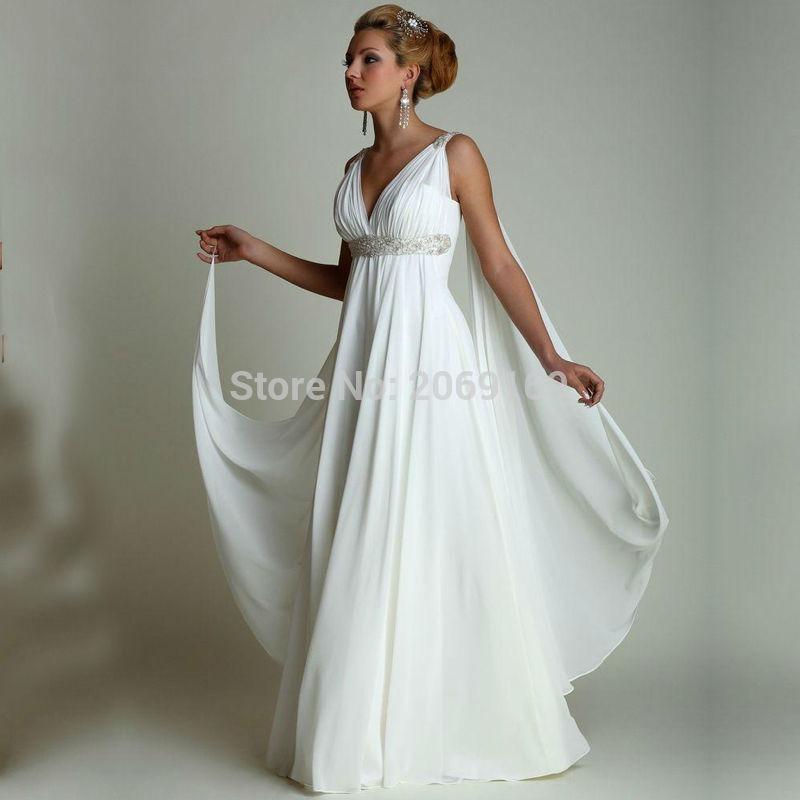 Vestidos de novia modelo griego