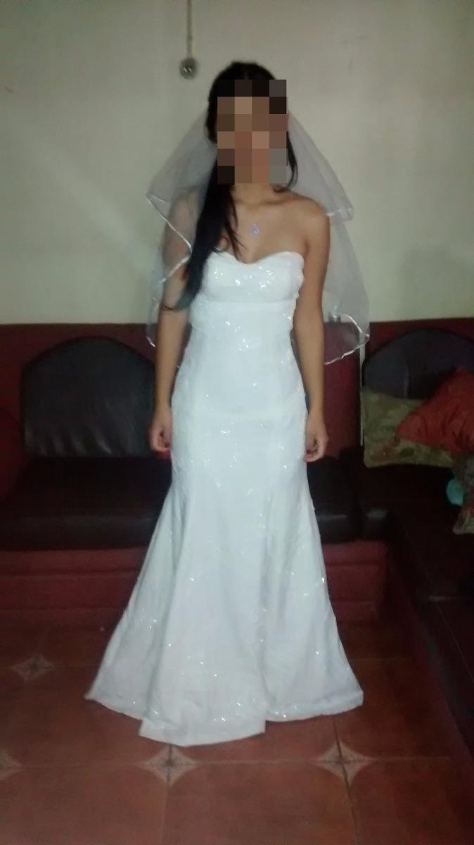 Vestido De Novia, Talla 38 - $ 190.000 en Mercado Libre