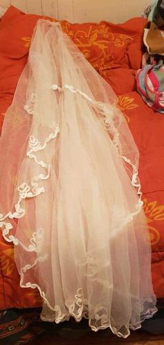vestido de novia talla 42
