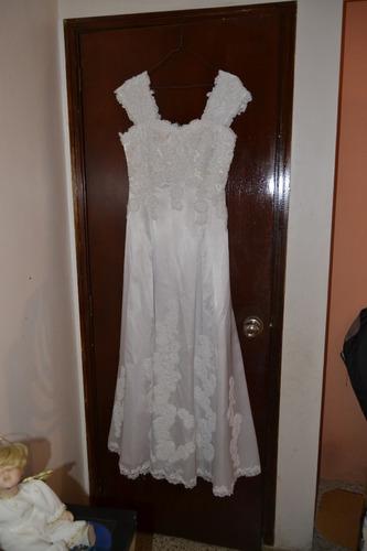 vestido de novia talla m