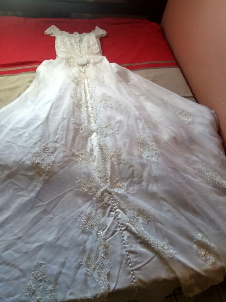 Como planchar un vestido de novia