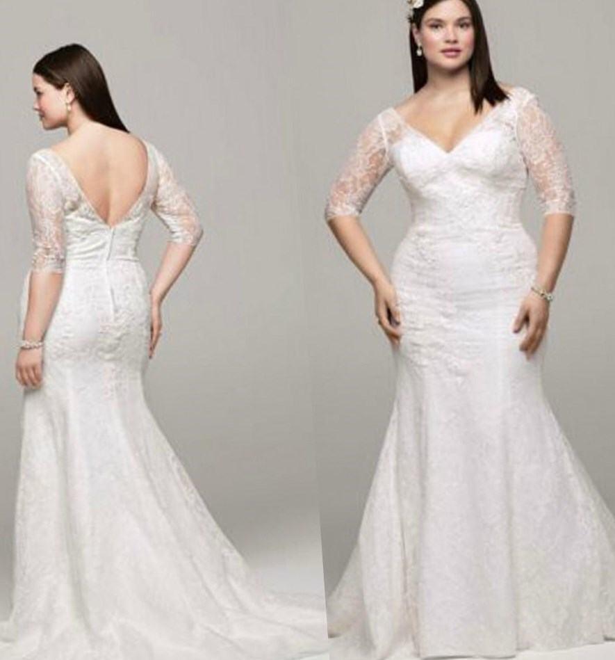 vestidos de novia 3xl