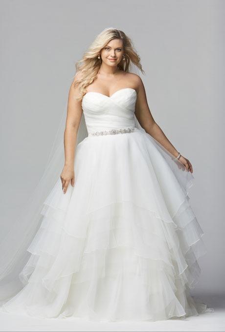 vestido de novia talles grandes - $ 3.500,00 en mercado libre