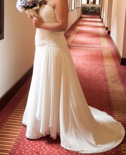 vestido de novia tipo fabula - pronovias