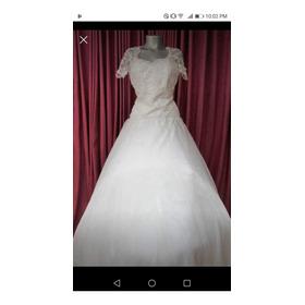 Vestido De Novia Tll M
