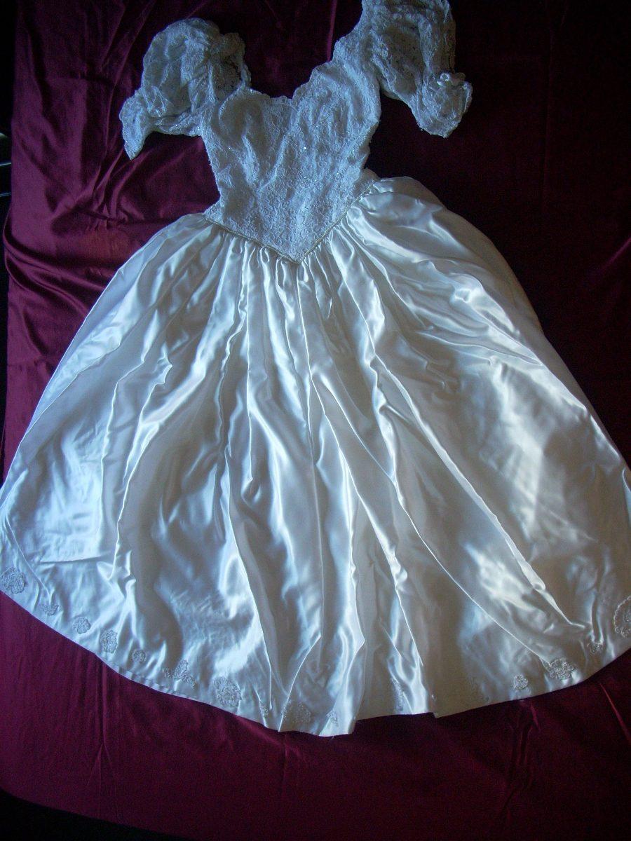Vestido De Novia Único Diseño!!! Excelente Estado!!! - $ 9.950,00 en ...