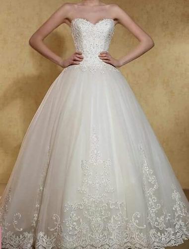 vestido de novia usado