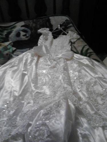 vestido de novia usado como nuevo