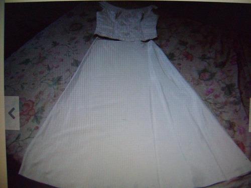 vestido de novia usado en perfecto estado