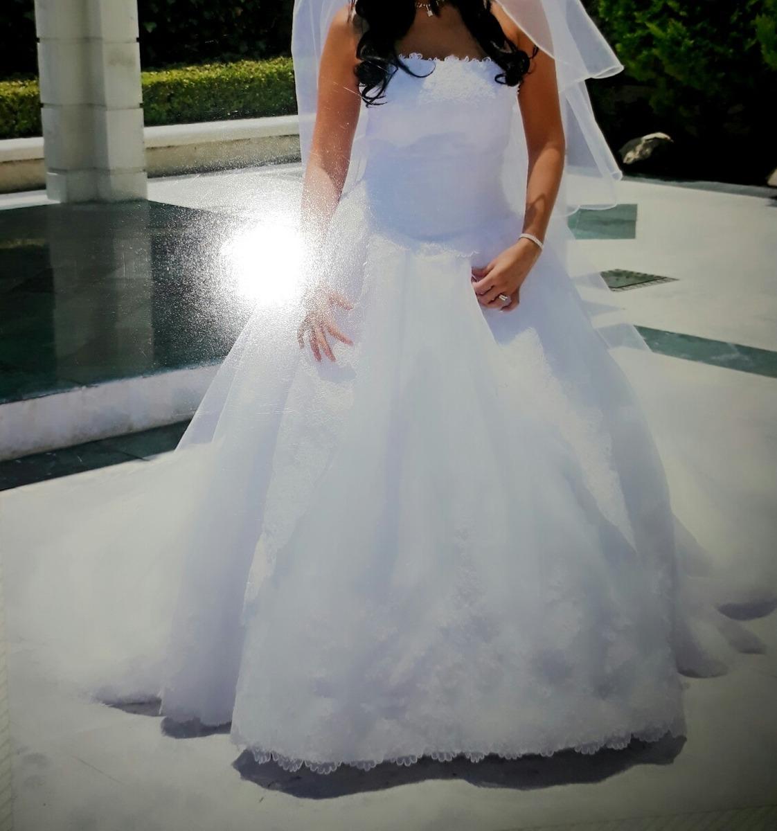 Vestidos de novia usados precios