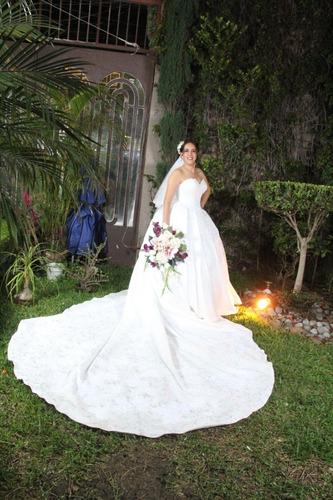 vestido de novia usado-marca: bella novia