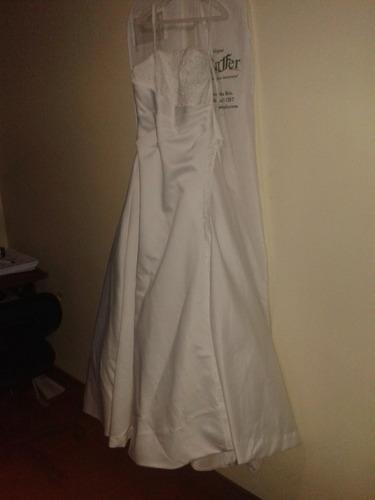 vestido de novia - venta o alquiler