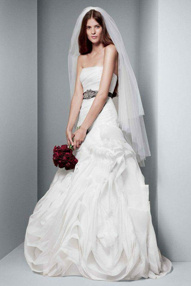 Vestido De Novia Vera Wang Talla4 - $ 14,000.00 en Mercado Libre