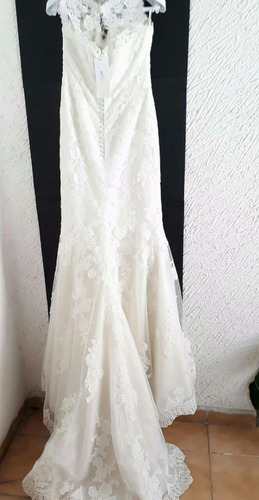vestido de novia  white one nuevo