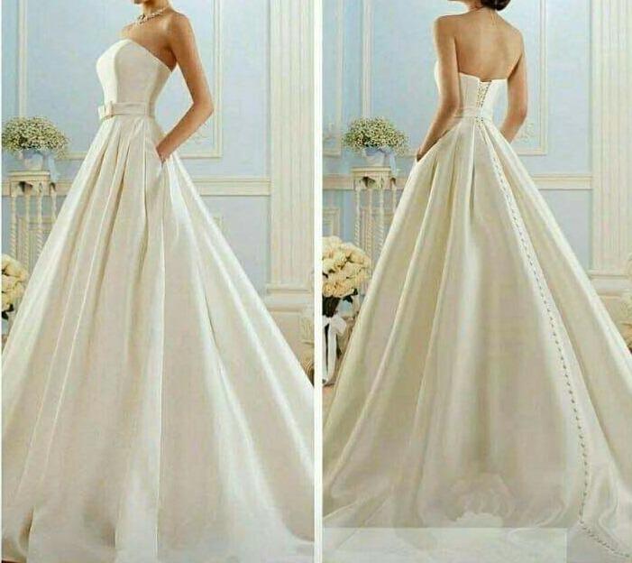 vestido de novia y accesorios - $ 600.000 en mercado libre
