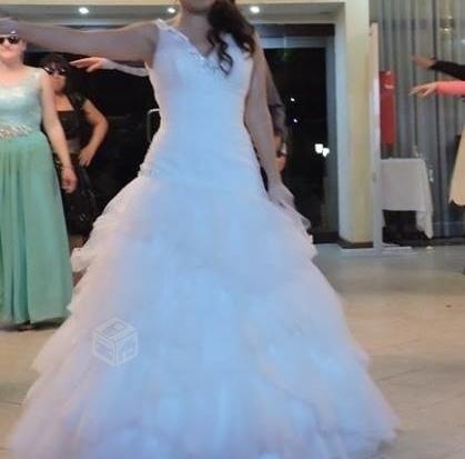 vestido de novias hermoso
