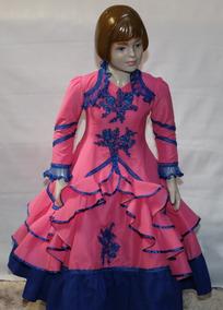 27fe7c5307 Vestidos De Prenda Infantil - Vestidos Longos no Mercado Livre Brasil