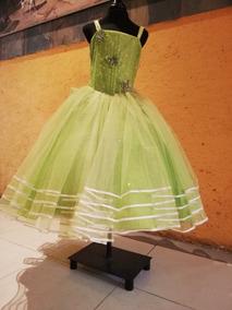 12c2c97ac Vestido De Presentación Para Niña De 3-5 Años