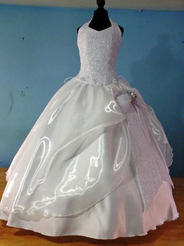 vestidos de primera comunion mercado libre