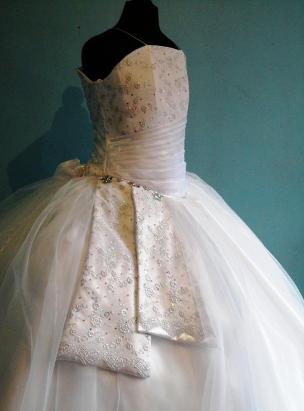 Vestidos primera comunion df