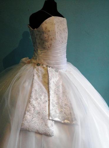 vestido de primera comunion modelo venus