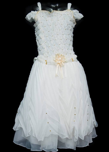 vestido de primera comunion nuevos color beige