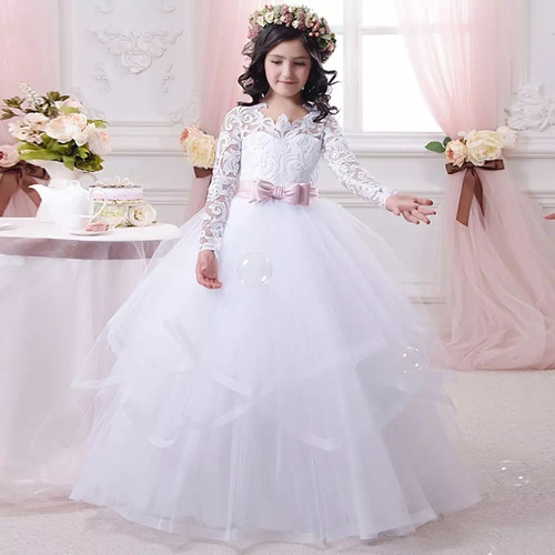 vestido de primera comunion para niñas