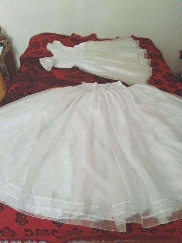 vestido de primera comunion usado