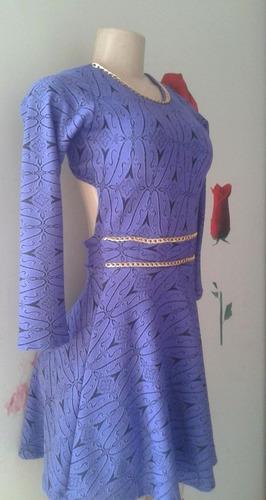vestido de princesa tecido jacar