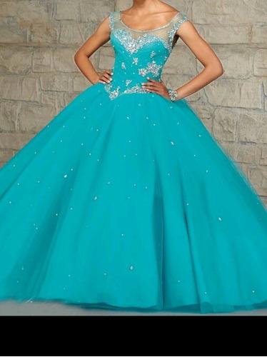 vestido de quince.