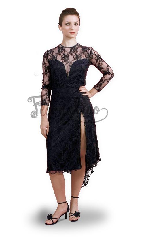 Modelos de vestidos para tango