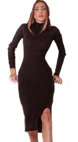 7fa99e7ff59e Vestido Trico Evangelico - Vestidos Casual com o Melhores Preços no ...
