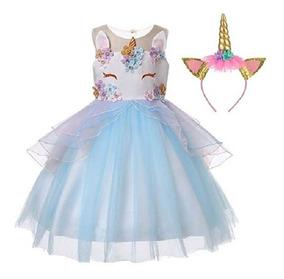 978ba9e13 Vestido Lila Para Niña - Ropa, Bolsas y Calzado en Mercado Libre México