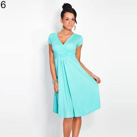 c523c8e64 Vestidos Para Mujeres Embarazadas - Vestidos de Mujer en Mercado ...