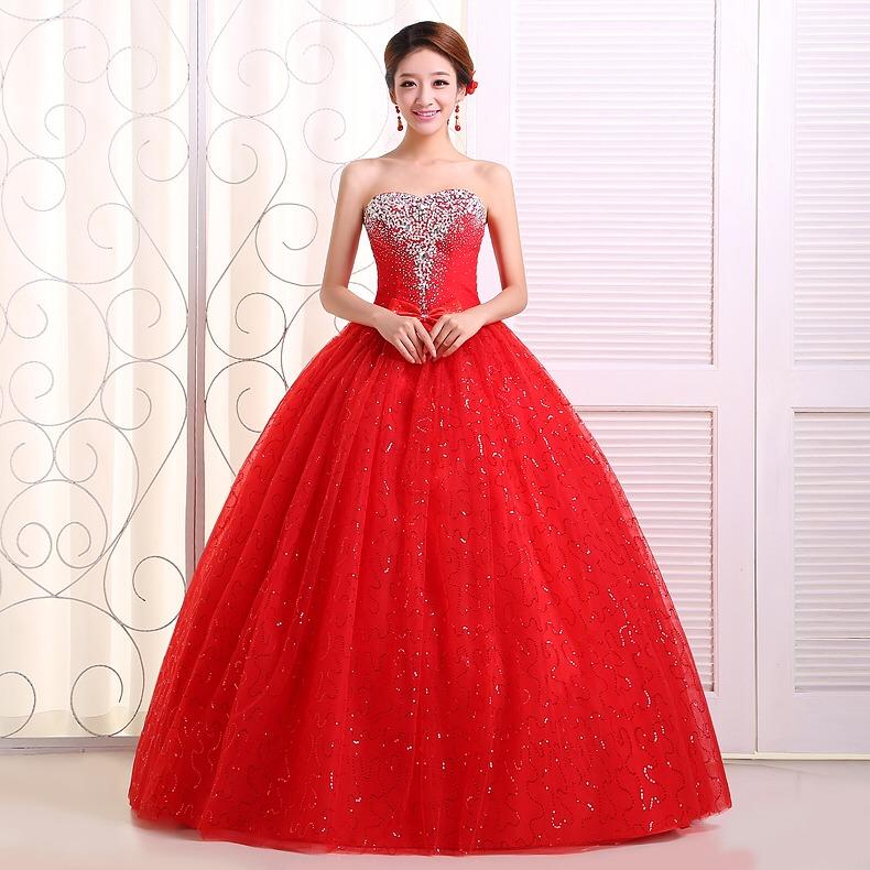 10fe59e17 Vestido De Xv 15 Años Quinceañera Rojo Envío Gratis -   3