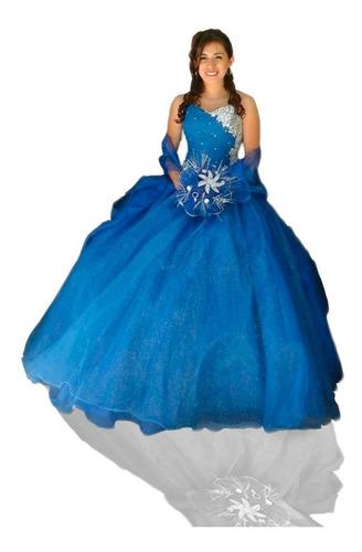 vestido de xv
