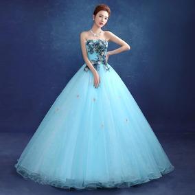 aedad6f5c Vestido Xv Anos Ampon - Vestidos de Mujer De 15 18 en Mercado Libre México