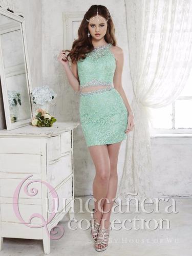 vestido de xv años 15 quince 3 piezas fashion  elegante