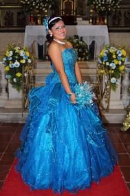 1ff8beb9e7 Vestido Beatriz Boutique - De 15 en Yucatán en Mercado Libre México