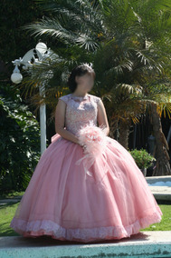 Vestidos De Xv Guindas Largos Mujer Vestidos De 15 Usado