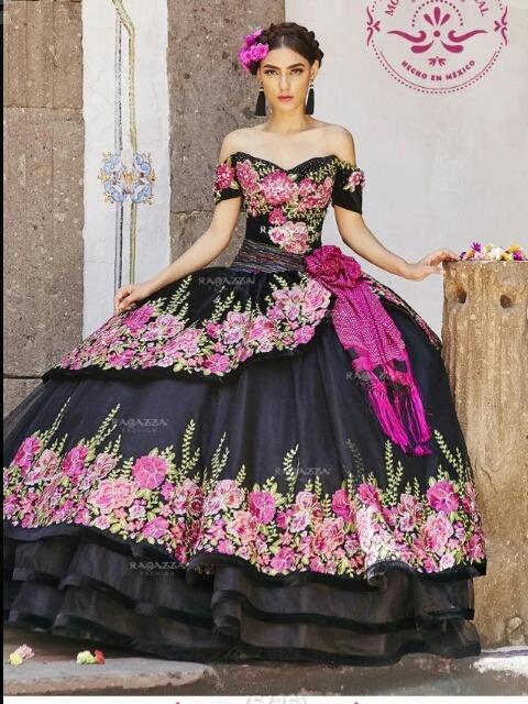 Vestido De Xv Años Charro