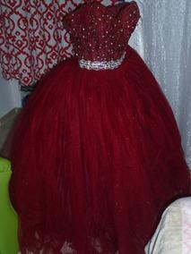 Vestidos De Xv Tintos Vestidos Rojo En Yucatán En Mercado