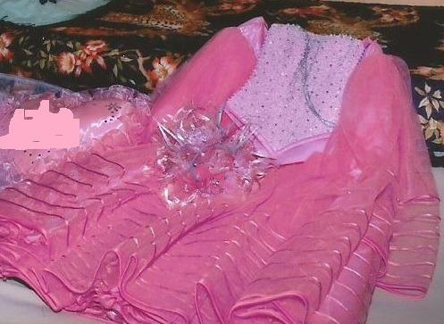 vestido de xv años seminuevo