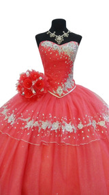 Ultimo Precio Vestido Xv Anos Vestidos De 15 Largo De