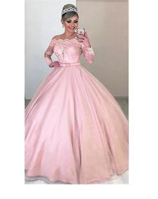 c44a21f1d40 Vestido Debutante Casamento Formatura 2 Em 1 Destacável