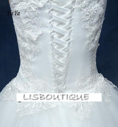 vestido debutante princesa borda de renda love gripir pronte